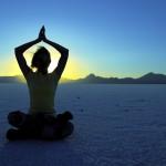 Een eerste Yoga les: tijd voor flexibiliteit